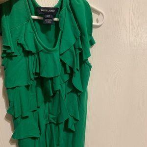 Girls size 7 Ralph Lauren dress